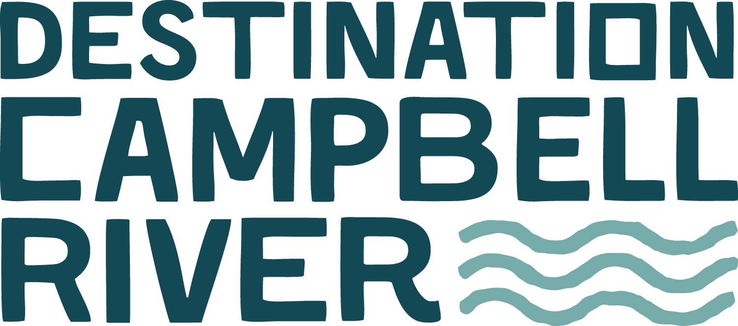Destination Campbell River Logo
